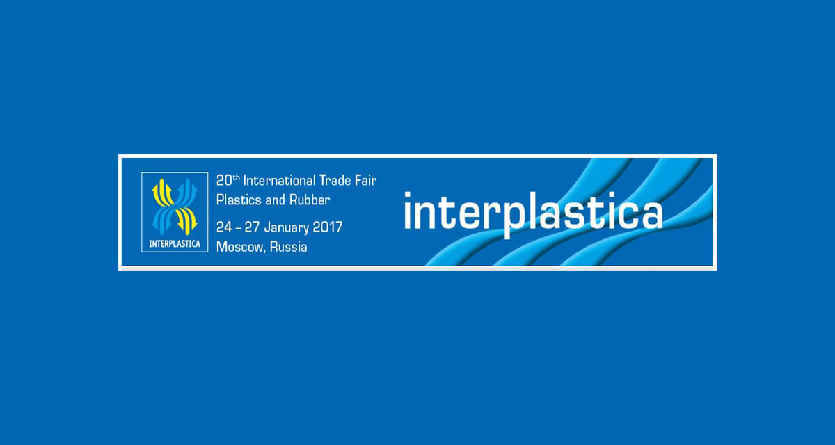 INTERPLASTICA 2017 - MOSCOW - RUSSIA