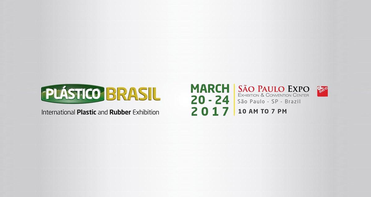 PLASTICO BRASIL, SAO PAULO 20 - 24 MARZO 2017