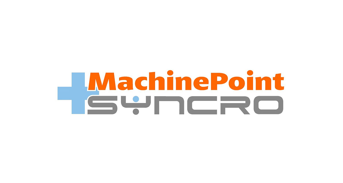 SYNCRO GROUP + MACHINE POINT NEW PARTNERSHIP