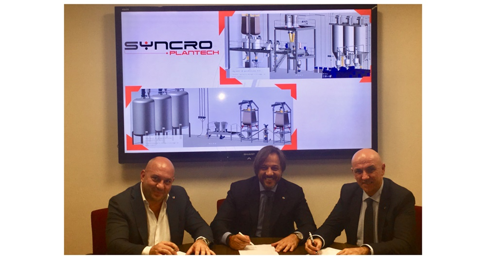 PLANTECH is now part of SYNCRO GROUP